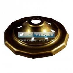 GORRO 12 CARAS CON AGUJEROS 2,2mm D:8cm