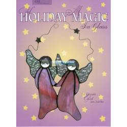 LIBRO HOLIDAY MAGIC IN GLASS