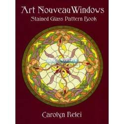 LIBRO ART NOUVEAU WINDOWS S.G.P.B.