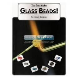 LIBRO YOU CAN MAKE GLASS BEADS