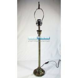 PIE LAMPARA ZINC TB-105 86/67cm