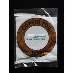 COPPER FOIL 11/64 (4.4mm) PLATA 33 metro