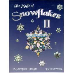 LIBRO THE MAGIC OF SNOWFLAKES II