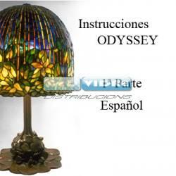 INTRUCCIONES ODYSSEY 1ª PARTE (ESPAÑOL)