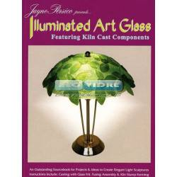 LIBRO ILLUMINATED ART GLASS