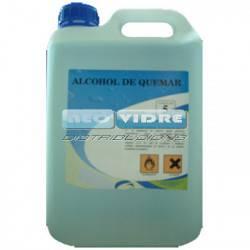 ALCOHOL DE QUEMAR  5 Litro