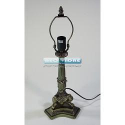 PIE LAMPARA ZINC 524A CLAW 51/34cm