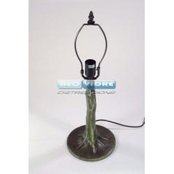 PIE LAMPARA ZINC 203 HANDEL 53/33cm