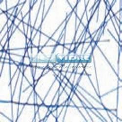 B4414-30F CLEAR, PIECES STRINGERS BLUE