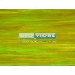 245-LL MED, AMBER/TRUE GREEN