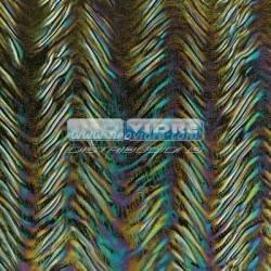 B0100-25Fi BLACK HERRINGBONE IRIDIS,3mm