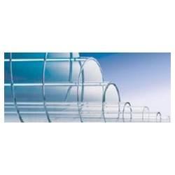 TUBO BORO 90 mm ± 5,0 INCOLORO ( 4 Ud)