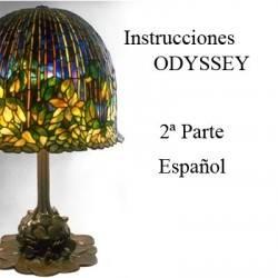 INTRUCCIONES ODYSSEY 2ª PARTE (ESPAÑOL)