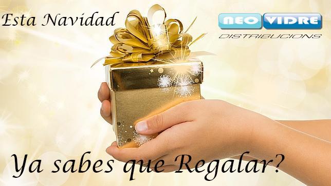 regalos navidad neovidre