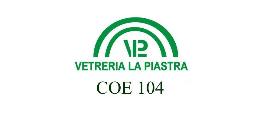 LA PIASTRA COE 104