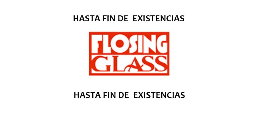 FLOSING GLASS