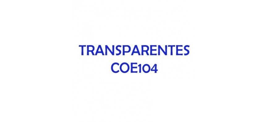 TRANSP. COE104